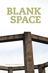 The cover of the book Blank Space