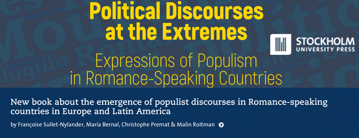 Political Discourses at the Extremes: Expressions of Populism in Romance-Speaking Countries