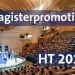 Magisterpromotionen HT 2016