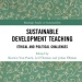 Book cover: Sustainable Development Teaching