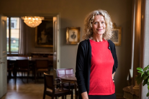 Professor Åsa Wikforss elected member of Swedish Academy