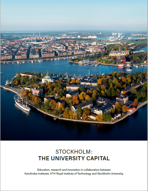 Stockholm: the university capital