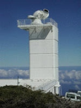 Solar Telescope Tower