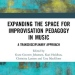 Bokomslag: Expanding the space between...