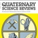 Quaternary science reviews cover