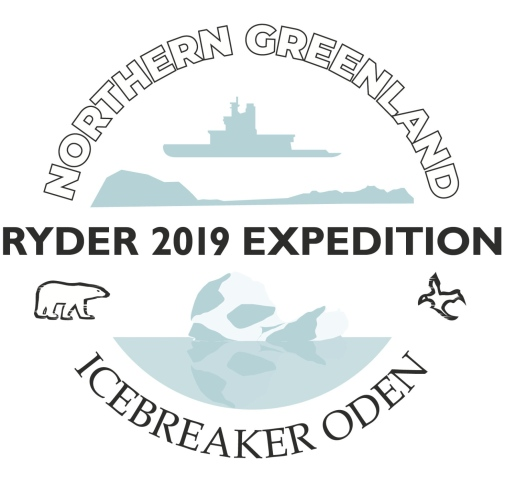 Ryder Glacier Expedition 2019 logo