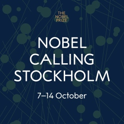 Nobel Calling Stockholm at the Nobel Prize Museum