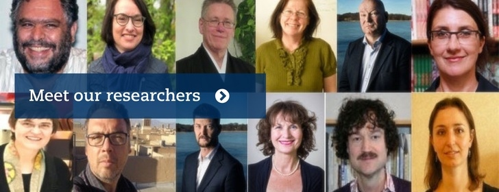 Meet our researchers