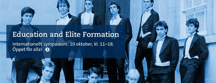 Education and Elite Formation