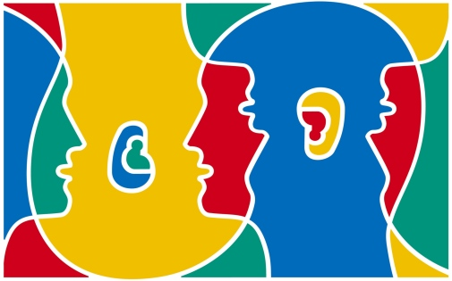 Logotype of European Day of Languages