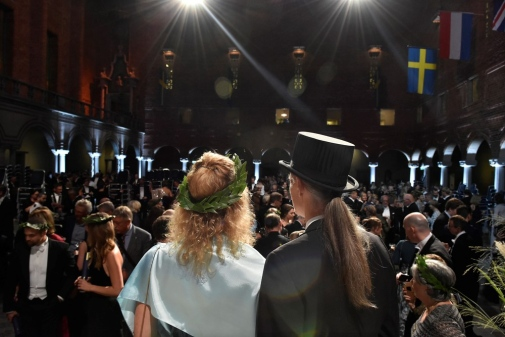 139 new doctors were conferred 2019. Photo: Ingmarie Andersson