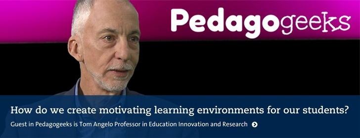 Pedagogeeks about student motivation