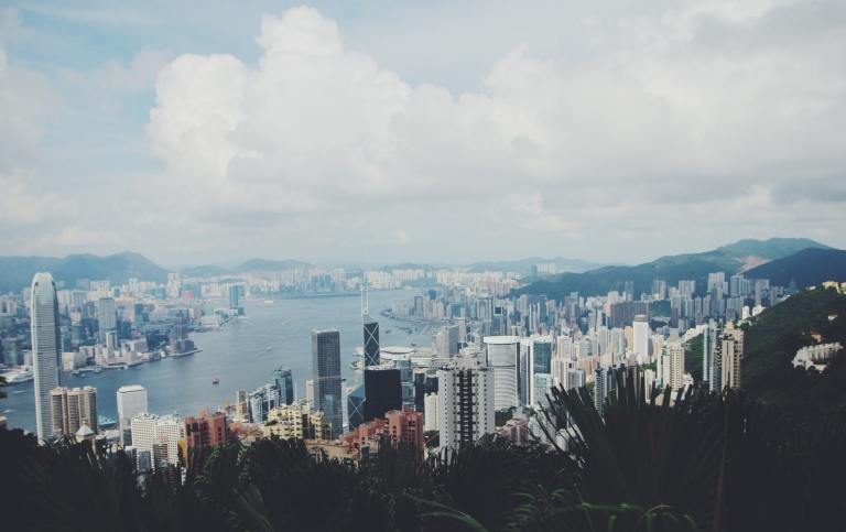 Hongkong Foto: Chan Young Lee/Unsplash