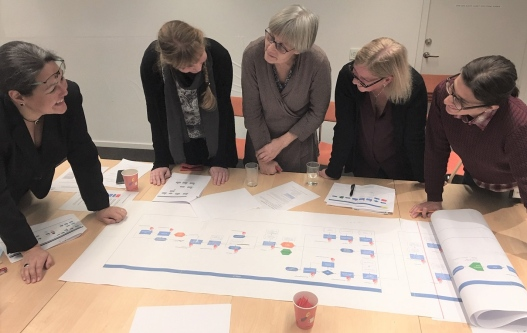 Workshop i Ekonomiprojektet