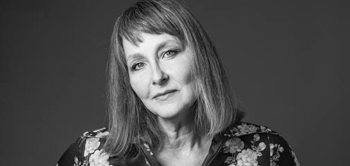 Porträtt av Erika Höghede