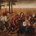 "Was ""The Assault"" painted in Bruegel's atelier?"