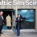 Kronprinsessan vid invigningen av Baltic Sea Science Center