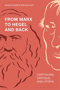 Omslaget till boken From Marx to Hegel and back