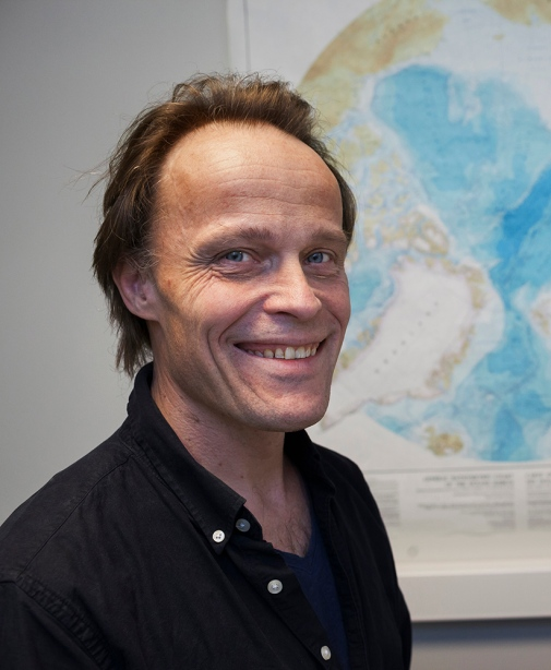 Anders Götherström. Photo: Jens Lasthein