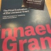 Photo of the printed matter of the final evaluation of Linnaeus grants. Photo: Gunnar Andersson