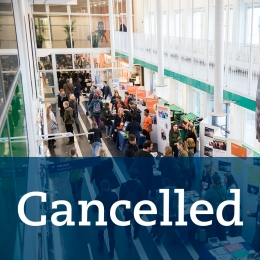Open Day cancelled