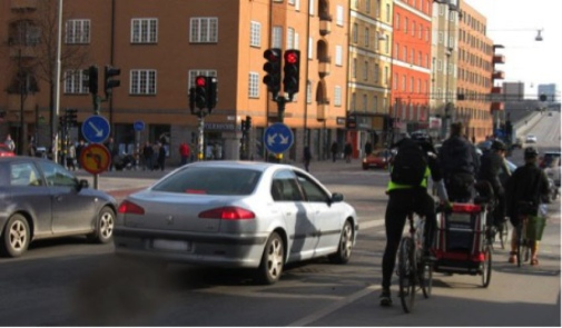 Fewer premature deaths from air pollution in Stockholm. Photo: Henrik Ostrup