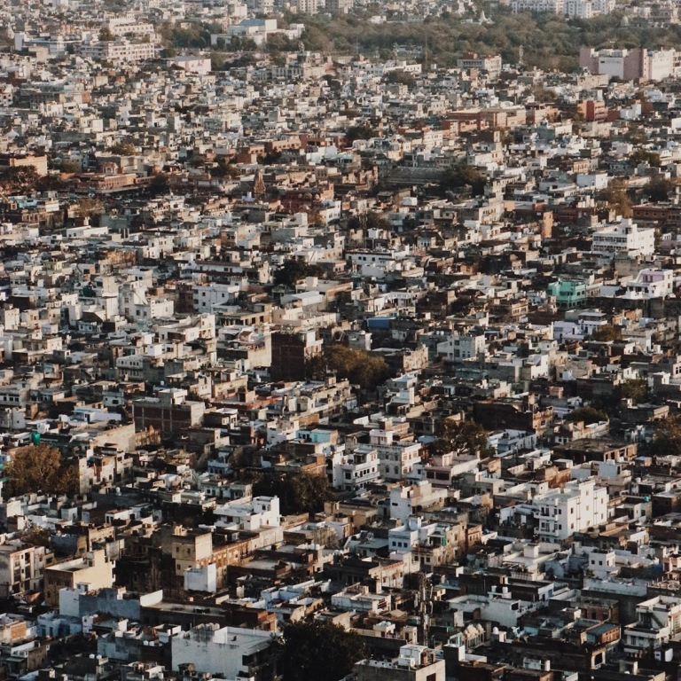 Jaipur, Rajasthan, India. Photo by Isabella Jusková on Unsplash