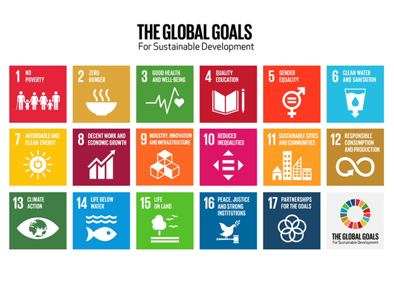 logotype global goals