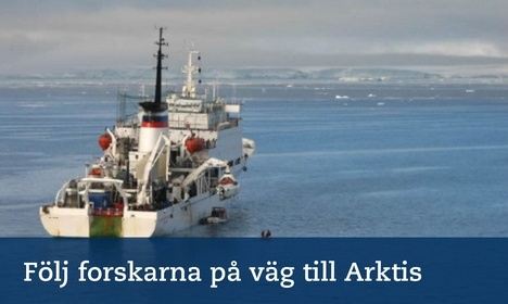 Forskningsexpeditionen ISSS-2020