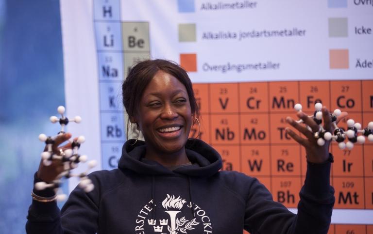 träffa nytt folk i kemi