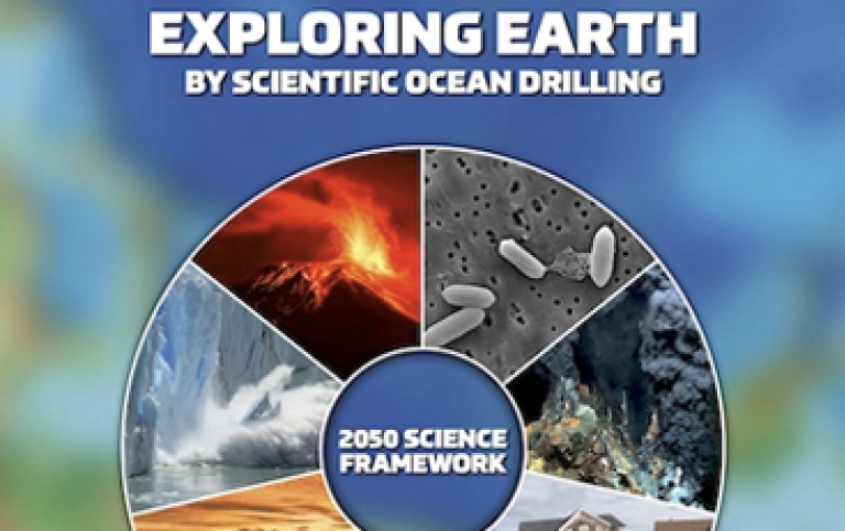 IODP new Science Framework cover