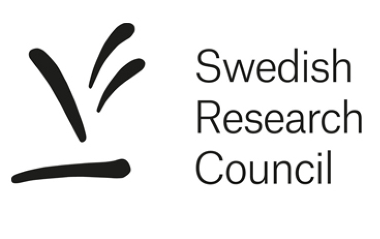 Logo for the Swedish Research Council