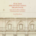 Detalj av omslaget till boken Italian Architectural Drawings from the Cronstedt Collection in the Nationalmuseum.