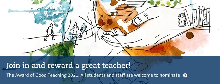 Nominate your teacher today! Use our nomination form. Illustration: Sara Mara