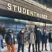 LAGLOBE Student from second cohort at Studenthuset