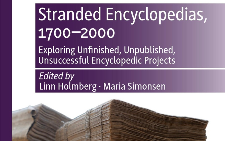 Omlsaget till antologin Stranded Encyclopedias