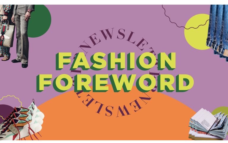 fashion ma newsletter