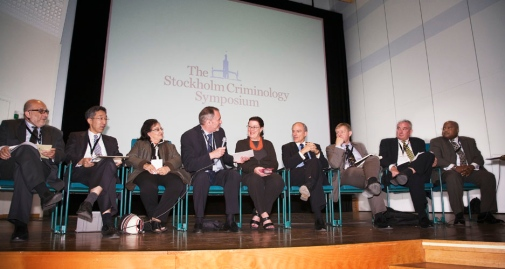 The Stockholm Criminology Prize Jury in 2008. Photograph: Pernille Tofte